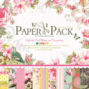 Paper Pack «HAPPY BIRTHDAY», 24 листа