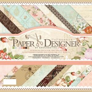 Paper Designer «ROMANTIC», 36 листов