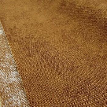 Ткань 100% хлопок, «Батик. Коричневый», отрез 50х55 см.