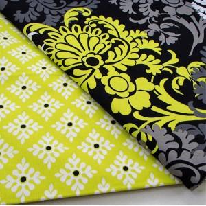Набор тканей 100% хлопок, «Барокко», два отреза 50х50 см.