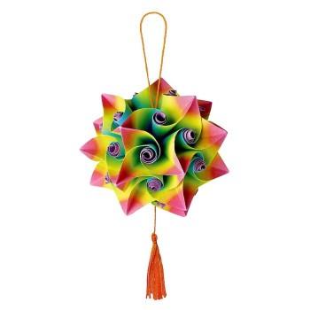 Кусудама «Хризантема», набор для творчества