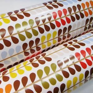 Подарочная бумага глянцевая «Осень», 53х75 см., 1 лист