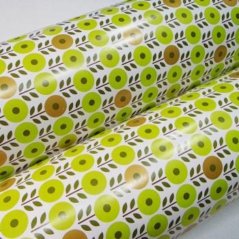 Подарочная бумага глянцевая «Весна», 53х75 см., 1 лист