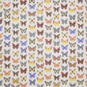 Бумага для скрапбукинга «Бабочки», FleurDesign, 30,5х30,5 см., 1 лист