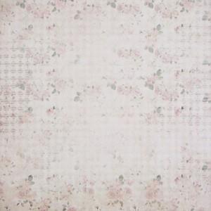 Бумага для скрапбукинга «Цветочный танец», FleurDesign, 30,5х30,5 см., 1 лист