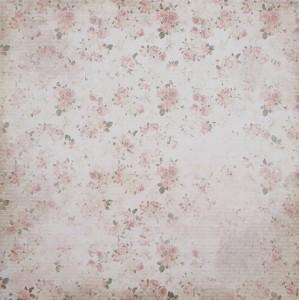 Бумага для скрапбукинга «Бесконечность», FleurDesign, 30,5х30,5 см., 1 лист