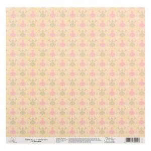 Бумага Арт Узор «Солнечное настроение», 29,5х29,5 см., 1 лист