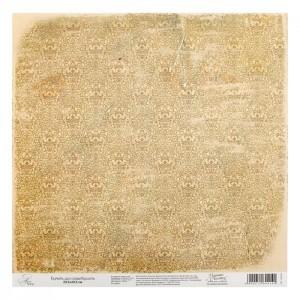 Бумага Арт Узор «Винтажный паттерн», 29,5х29,5 см., 1 лист