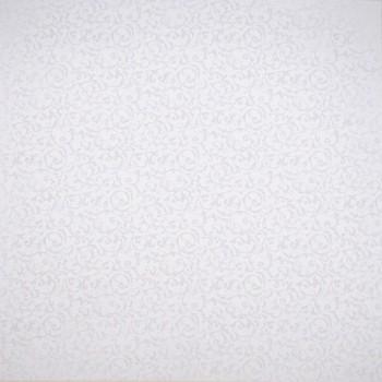 Бумага для скрапбукинга «Узоры Дымка», FleurDesign, 30,5х30,5 см., 1 лист