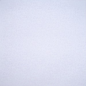 Бумага для скрапбукинга «Узоры Орхидея», FleurDesign, 30,5х30,5 см., 1 лист