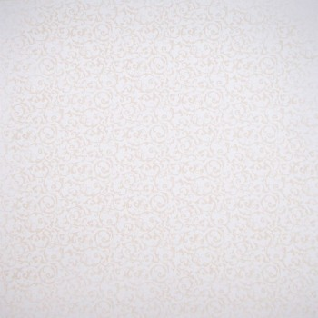 Бумага для скрапбукинга «Узоры Персик», FleurDesign, 30,5х30,5 см., 1 лист