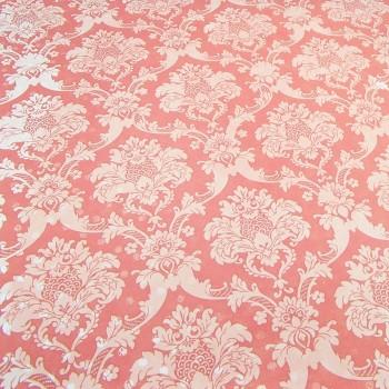 Бумага для скрапбукинга Шебби «Яркий красный», FleurDesign, 30,5х30,5 см., 1 лист