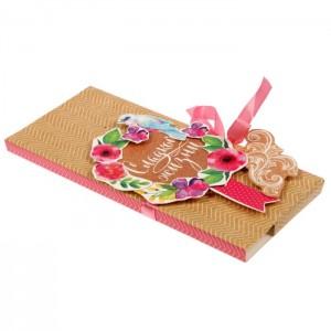 Коробочка-шоколадница «Сладкой жизни» 10х18х2 см.