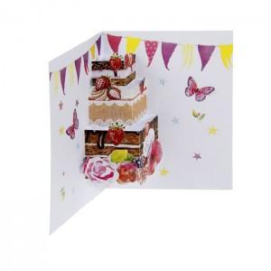 Набор для создания поп-ап открытки «С Днем Рождения»